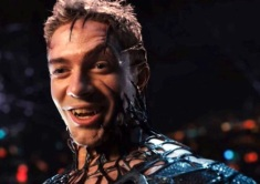 As Venom in Spider-man 3, Topher Grace proves the purest metaphor for pubescent angst.
